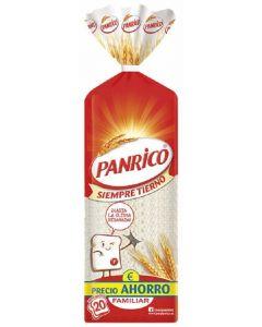 Pan molde sin corteza  panrico  450g