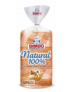 Pan molde natural  bimbo   460g