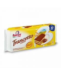 Bizcochito trancetto choco dulcesol 280g