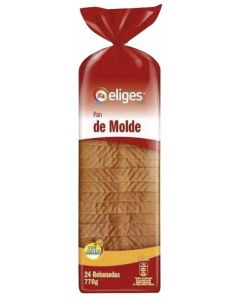 Pan molde familiar  ifa eliges  820g