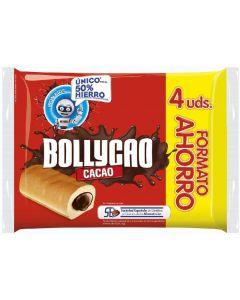 Bollito  relleno cacao bollycao  p4x240g