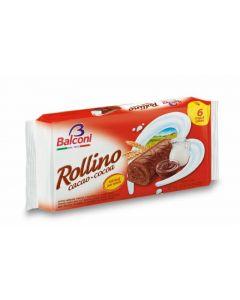 Rollino  chocolate balconi  p6x222g