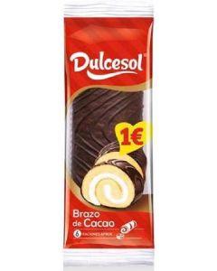 Brazo  chocolate dulcesol  250g