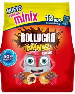 Bollito  relleno cacao bollycao  p12x15g