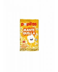 Palomitas de mantequilla popitas 100g