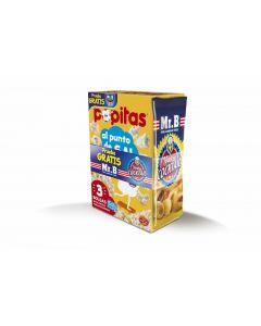 Palomitas sal popitas p3+1