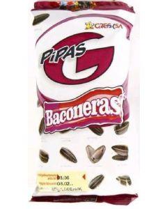 Pipas g baconeras grefusa 165g