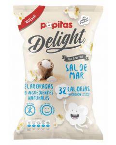 Palomitas con  sal delight popitas 65gr
