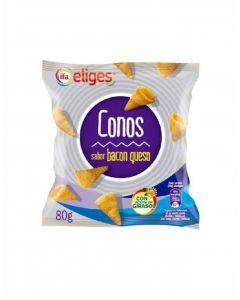 Aperitivo conos de maíz ifa eliges 80g