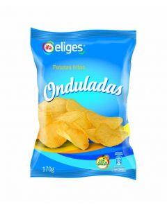 Patatas fritas onduladas ifa eliges 170g