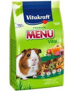 Comida cobaya vitakraft 1kg