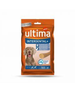 Snack para perros interdental medium ultima 210g
