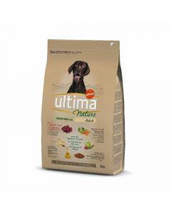 Comida seca para perros nature medium ultima 3kg