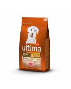 Comida seca para perros ultima 1,5kg