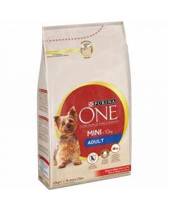 Comida perro purina 1,5k