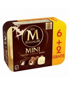 Helado magnum mini frigo p6+2 440ml