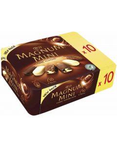 Helado magnum mini clasico frigo p10x60ml