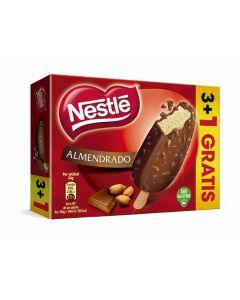 Helado bombon sin gluten de almendra nestle p4x90ml