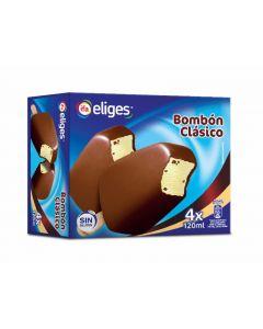 Helado bombon clasico ifa eliges p4x120ml