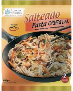 Salteado pasta oriental antonioyricard 600g