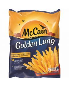 Patatas prefritas golden log mmcain  1k