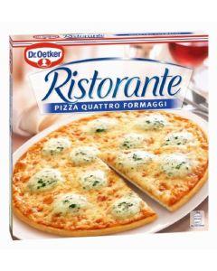Pizza quattro formaggi ristorante dr. oetker 340g