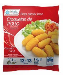 Croquetas de pollo antonio y ricardo 1kg