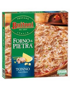 Pizza tonno forno di pietra buitoni 360g