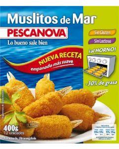 Muslito de mar   pescanova  400g