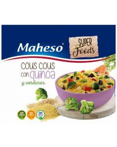 Cous cous verdura/quinoa maheso 300g