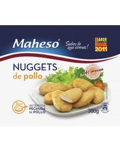Nugget  pollo maheso bolsa 300g