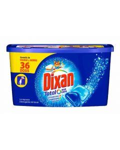 Detergente cápsulas dixan 24 dosis
