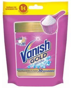 Detergente polvo vanish oxi gold pink 150gr