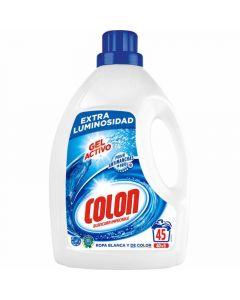 Detergente líquido azul colon 90 dosis 4,68 litros