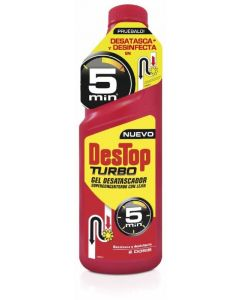 Desatascador turbo destop 1 l