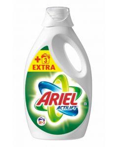 Detergente liquido estrella ariel 31 dosis 1,705 litros