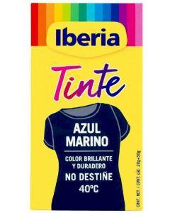 Tinte textil azul marino iberia