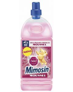 Suavizante concentrado moussel mimosin 58 dosis 1,334 l