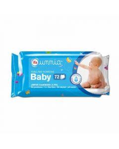 Ifa unnia toallitas húmedas baby 72ud