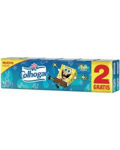 Colhogar pañuelo compacto bob esponja 10+2