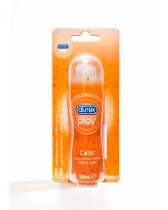 Gel lubricante efecto calor durex 50ml