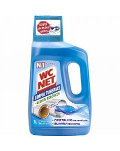 Limpiador tuberias wc net 1 l