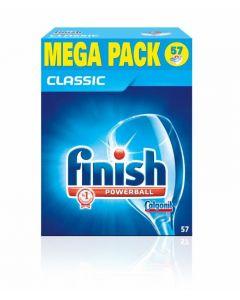 Lavavajillas a máquina en pastillas classic finish 30 dosis