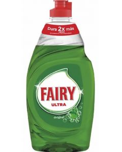 Lavavajillas a mano regular fairy 350ml