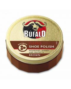 Crema calzado marron bufalo 75ml