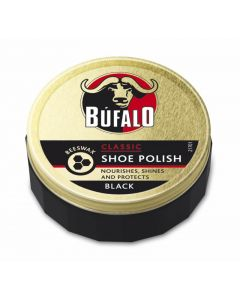 Crema calzado negro bufalo 75ml