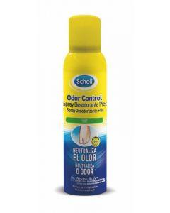 Desodorante aerosol para calzado dr. scholl 150ml