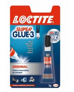 Adhesivo superglue 3