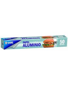 Papel aluminio ifa sabe 50m