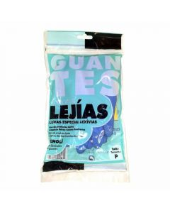 Guantes especiales para lejía talla pequeña beholi pack 1 unidad